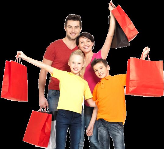Интернет магазин одежды для всей семьи