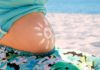 загорать во время беременности