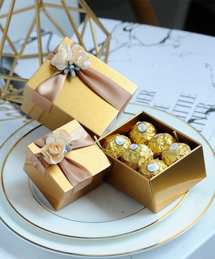 Подарочные конфеты в коробках высшего качества от Мармеладницы