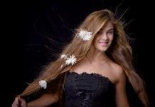Пряди для наращивания волос