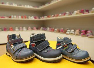 Качественная детская обувь