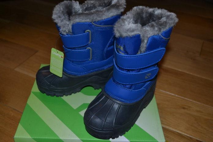 Термо обувь для детей