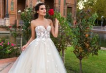 Свадебное платье на заказ