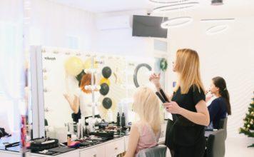 Студия макияжа и причесок