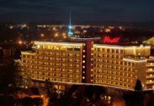 Отель на бальнеологическом курорте в Украине