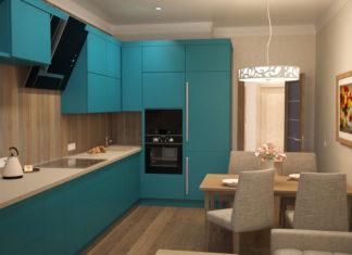 Практичный цвет кухни: что предлагают дизайнеры
