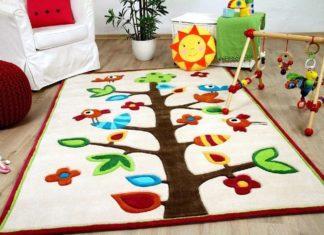 Продажа качественных ковров для детей