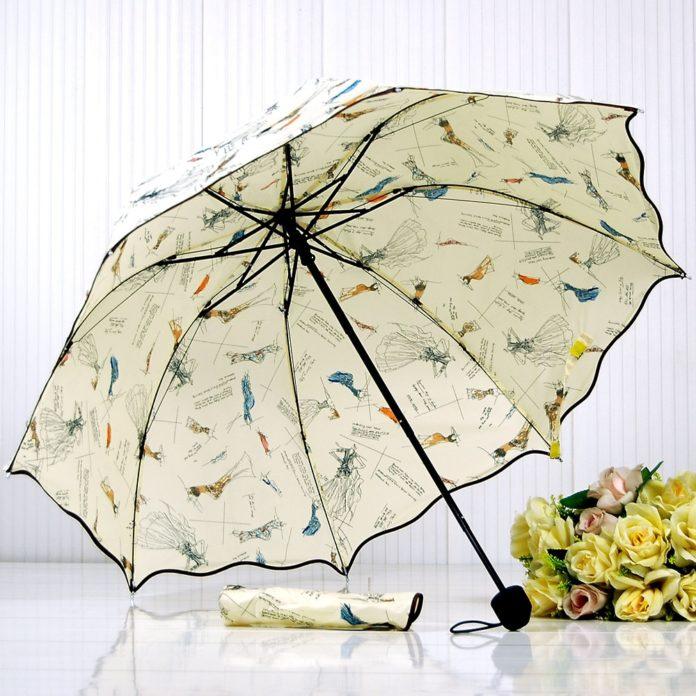 Как и где купить женские мини зонтики