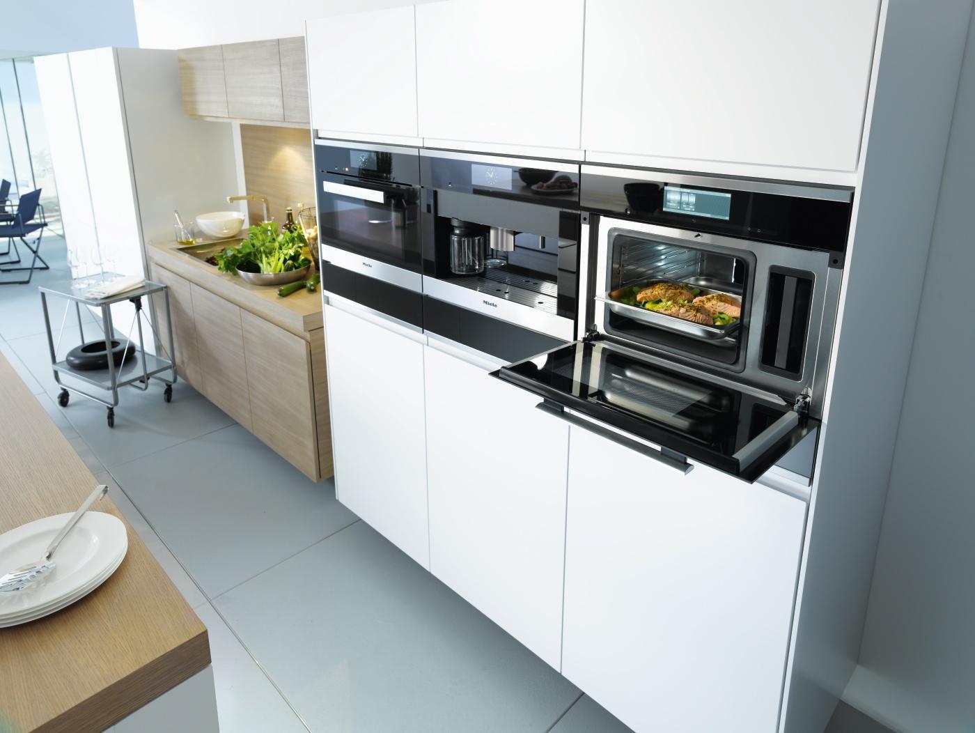 Встроенная бытовая техника для кухни фото