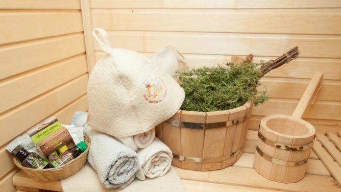 Продажа качественных вещей для бани
