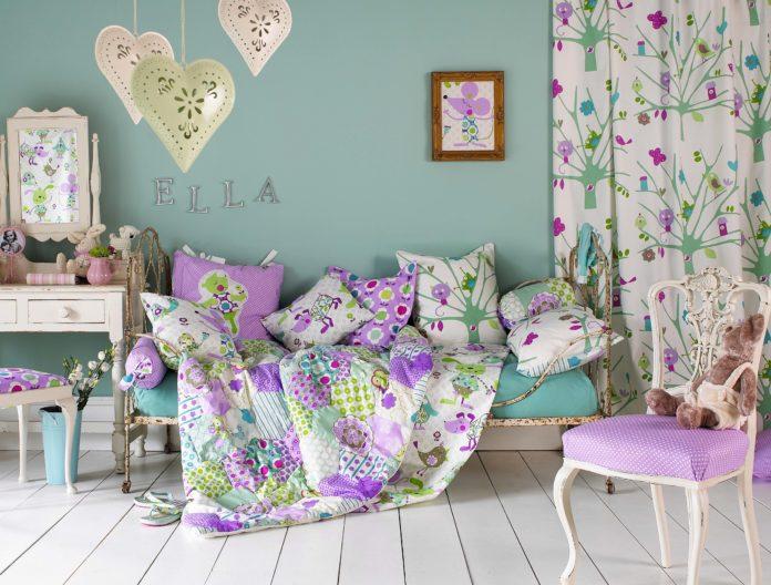 Продажа качественного текстиля для украшения дома