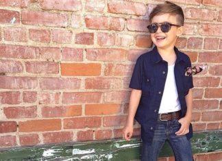 Купить мокасины для мальчиков