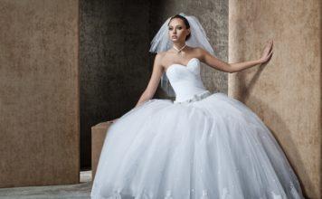 Как правильно подобрать пышное свадебное платье?