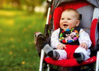 Разновидности детских колясок