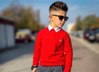 Насколько важно одевать мальчиков стильно