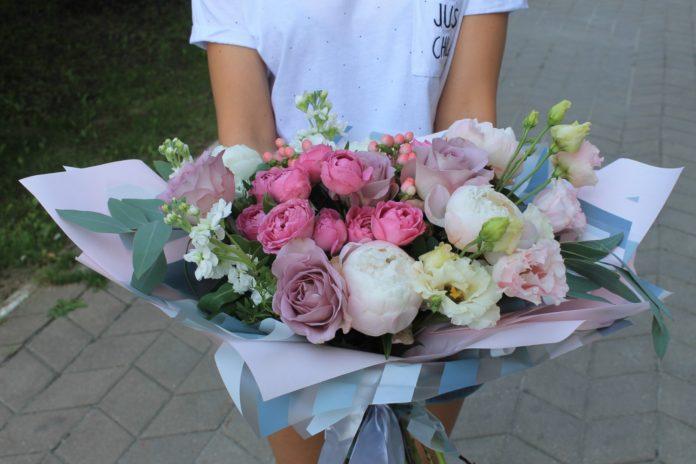 Заказ оригинальных букетов в Белгороде
