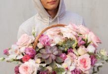 Заказать цветы в Новосибирске