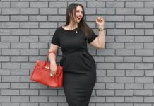 Одежда для женщин с пышными формами