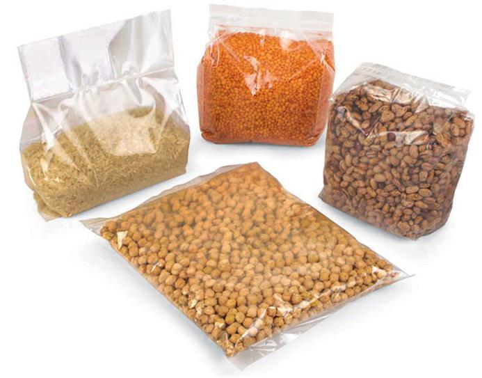 Виды упаковочных материалов для сыпучей и жидкой продукции