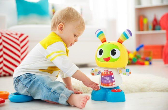 Лучшие игрушки для детей