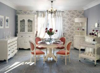 Мебель прованс для вашей квартиры