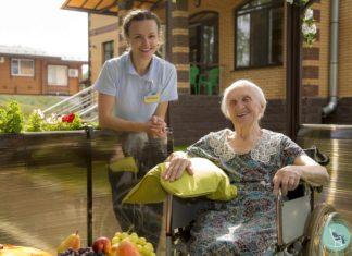 Частный пансионат для престарелых