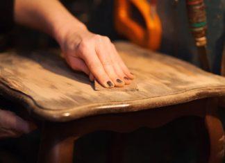 Как отремонтировать стол из дерева