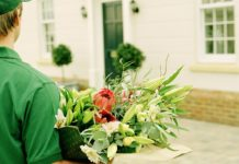 Доставка цветов по Украине с PandaFL