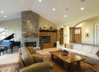 Свежий дизайн интерьера дома