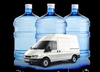 Доставка бутилированной воды в Москве