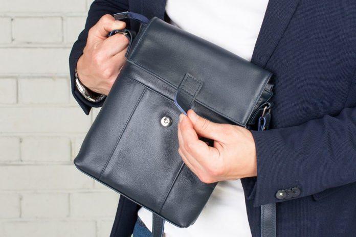 Мужские сумки: виды, как выбрать