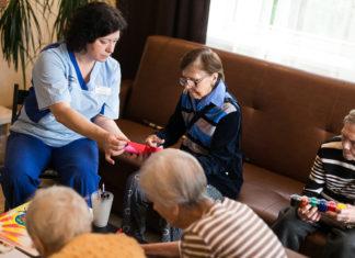 Пансионат для пожилых людей в Днепре