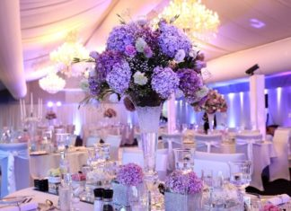 Популярное и безупречное оформление свадебного торжества