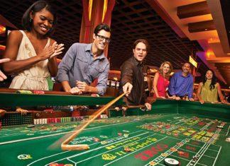 Азартная и весёлая атмосфера в казино Spin City