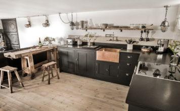 Особенности кухонь в стиле лофт