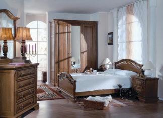 Преимущества мебели для спальни из массива дерева