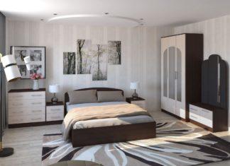 Приобретение спального гарнитура в готовом исполнении