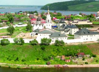 Экскурсия в Свияжск из Казани