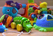 Разновидности игрушек для детей