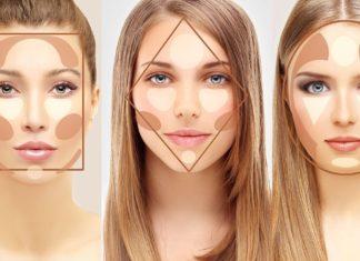 Коррекция формы лица