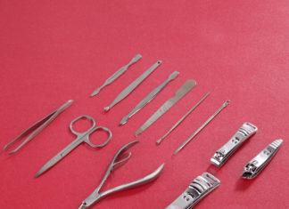 Виды маникюрного инструмента