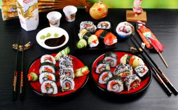 Преимущества японской кухни