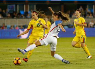 Как развивается женский футбол