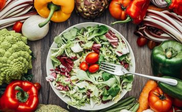 Виды вегетарианского питания