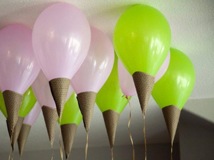 Цели применения воздушных шаров