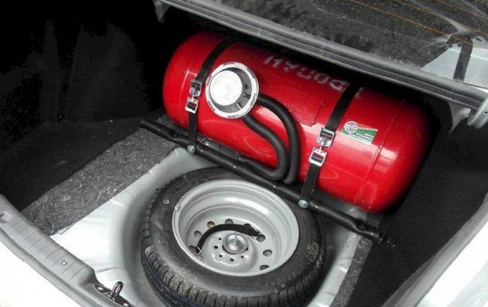 Установка ГБО на авто