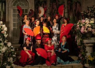 Обучение танцам фламенко в школе FlamencoLab