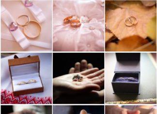 Обручальные кольца. Какие выбрать?