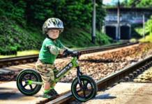 О сложностях выбора детского велосипеда