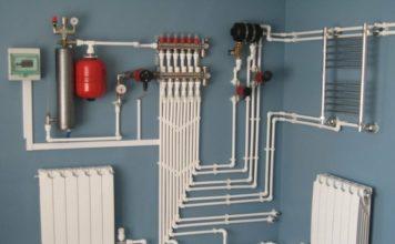 Отопление частного дома. Виды